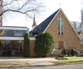 Grace Lutheran Church Edmonton Alberta